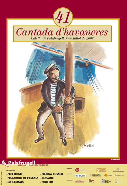 41a CANTADA D'HAVANERES DE CALELLA DE PALAFRUGELL