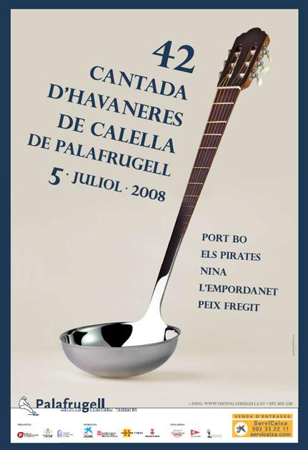 42a CANTADA D'HAVANERES DE CALELLA DE PALAFRUGELL