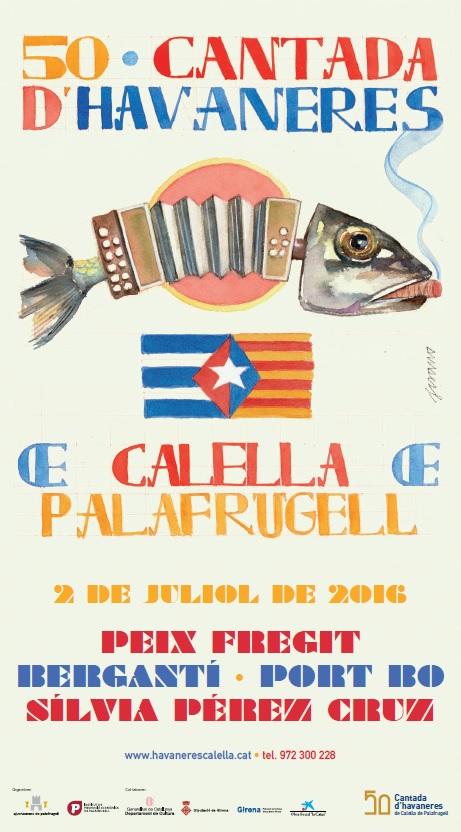 50a CANTADA D'HAVANERES DE CALELLA DE PALAFRUGELL