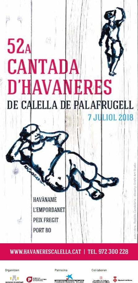 52a CANTADA D'HAVANERES DE CALELLA DE PALAFRUGELL